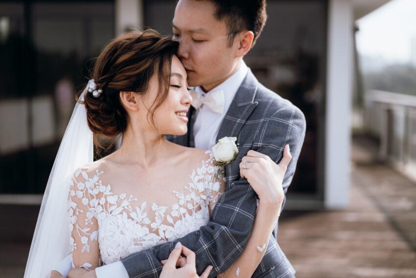 Wen Zhong & Shannon