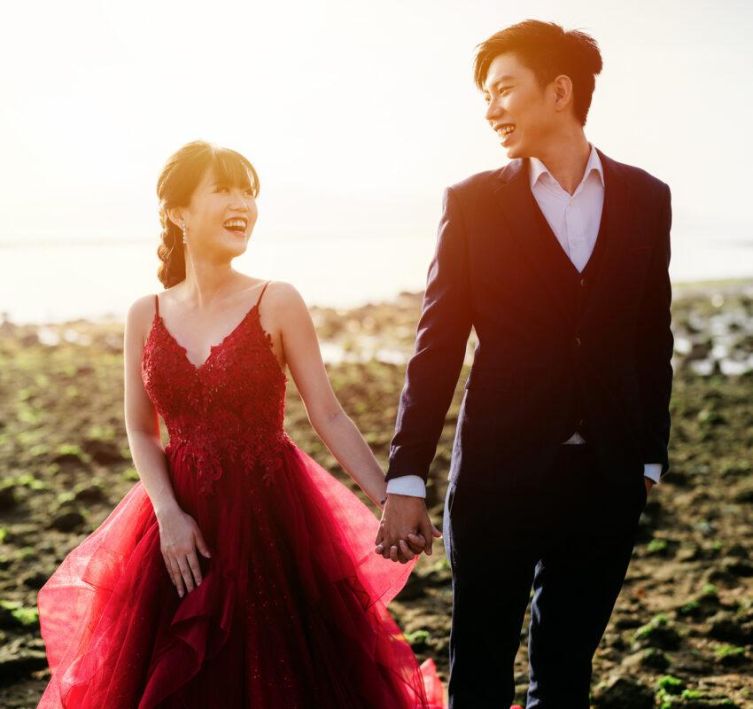 Sebastian & Jia Ling